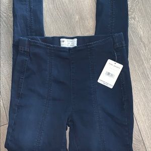 Free People Seamed Jegging 26